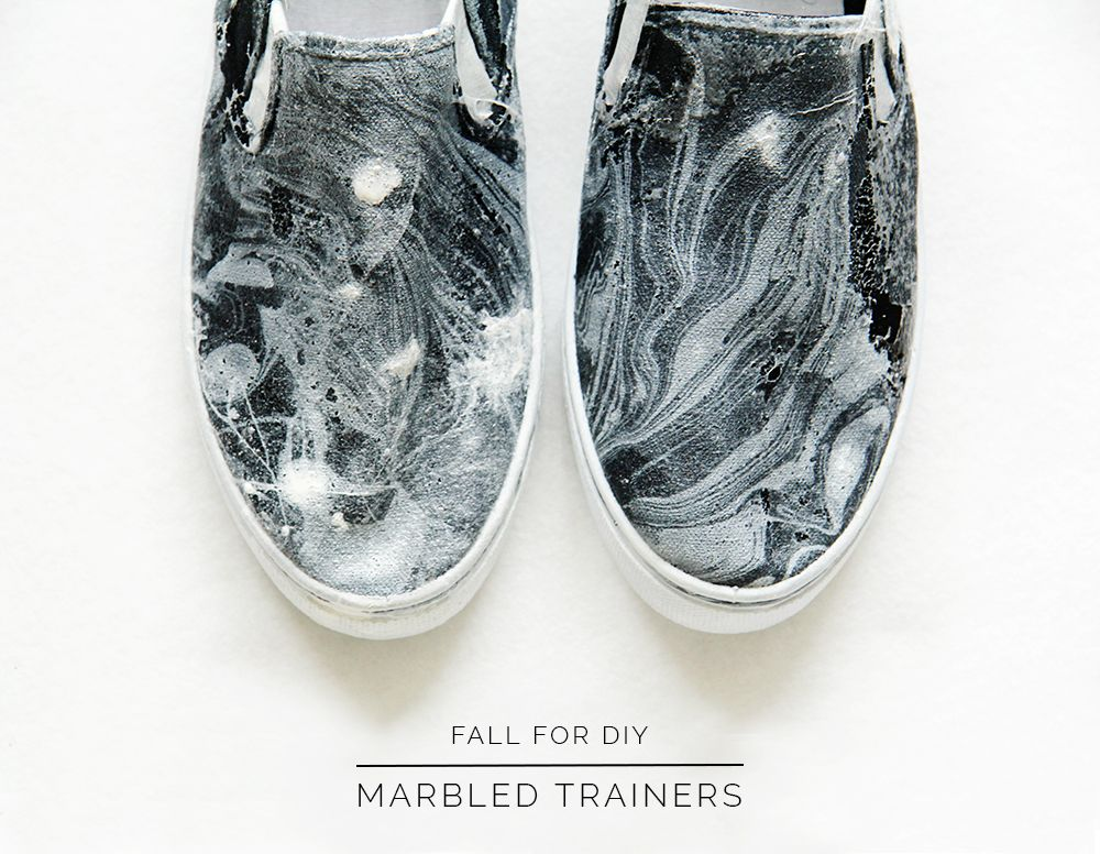 6b270ec34100 Diy marble shoes. Nail polish in water and then dip shoe in. Similar as  doing marble nails