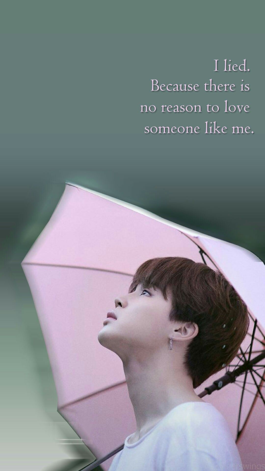Love Yourself Wallpaper Iphone : BTS Love Yourself ? BTS Love YourSelf Pinterest BTS ...