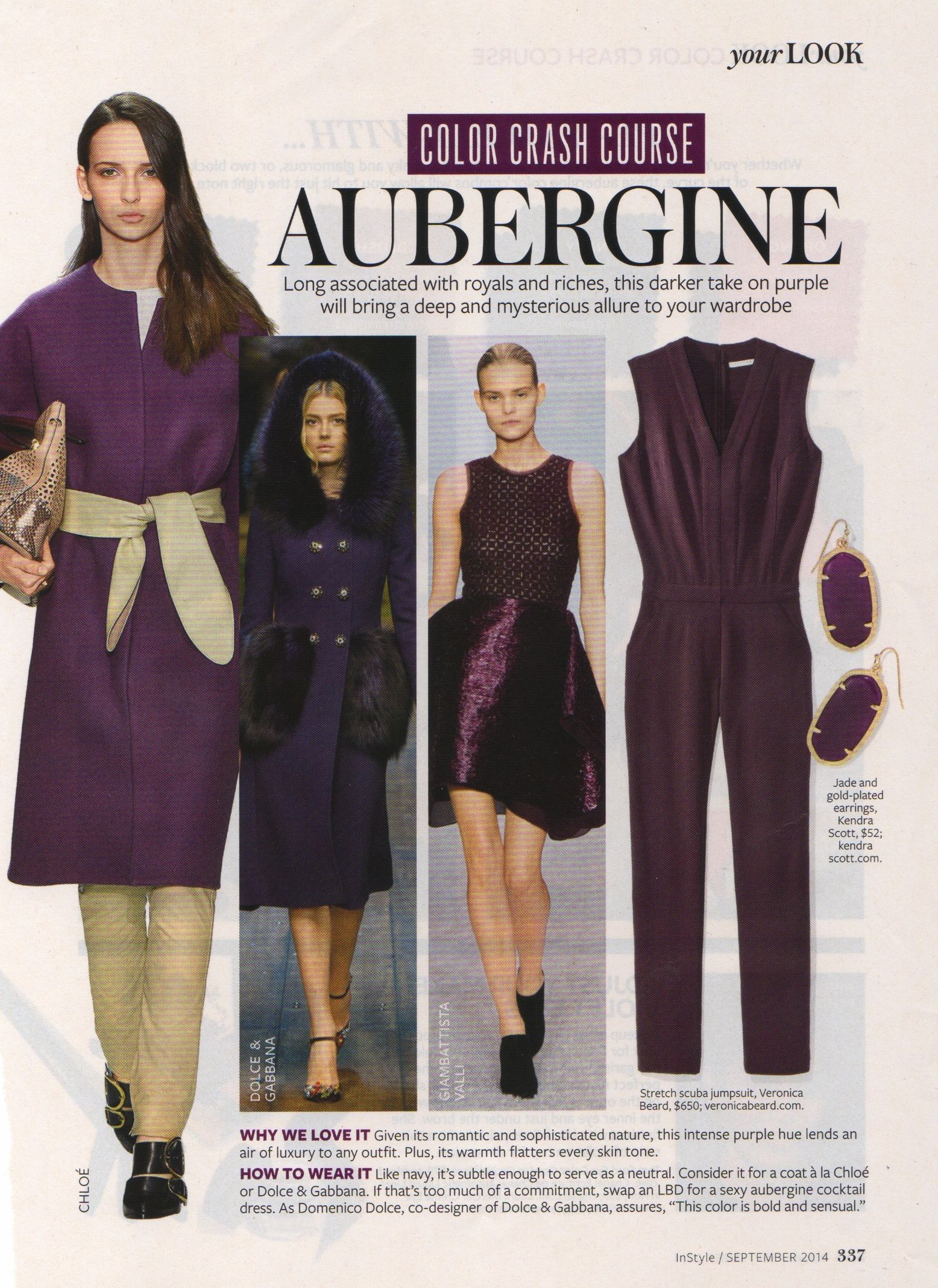 Aubergine I Just Love This Color Colour Combinations Fashion Color Combinations For Clothes Colourful Outfits