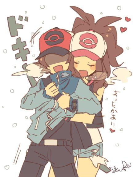 Anita E Alcide Kawaii Pokemon Pinterest Pokemon Personajes