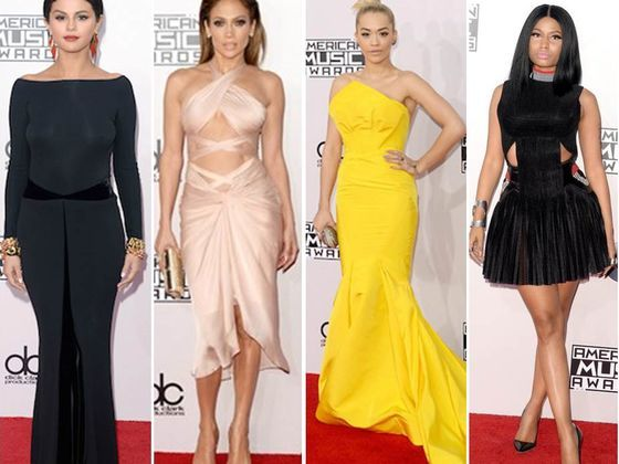 Who Were The Best And The Worst Dressed At The 2014 AMAs?