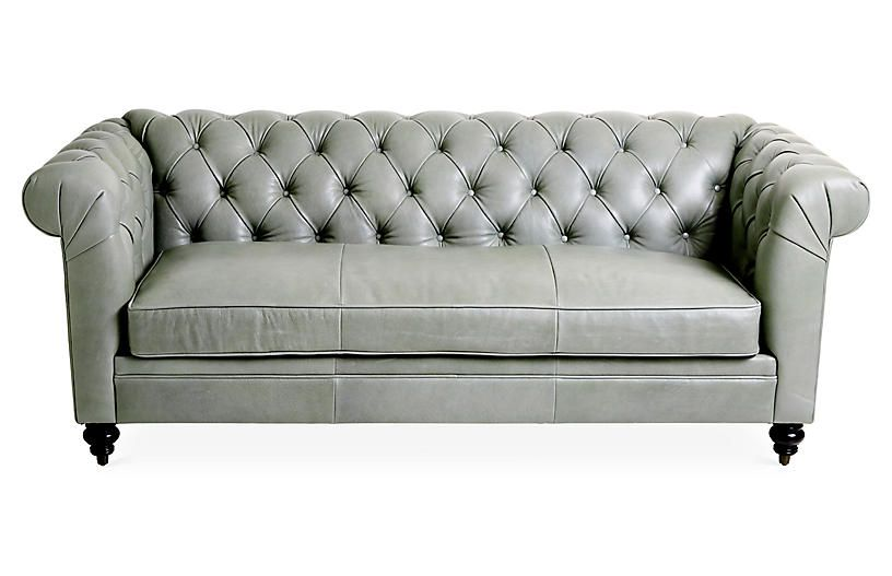 sage leather sofa dallas cowboys rockport chesterfield products pinterest