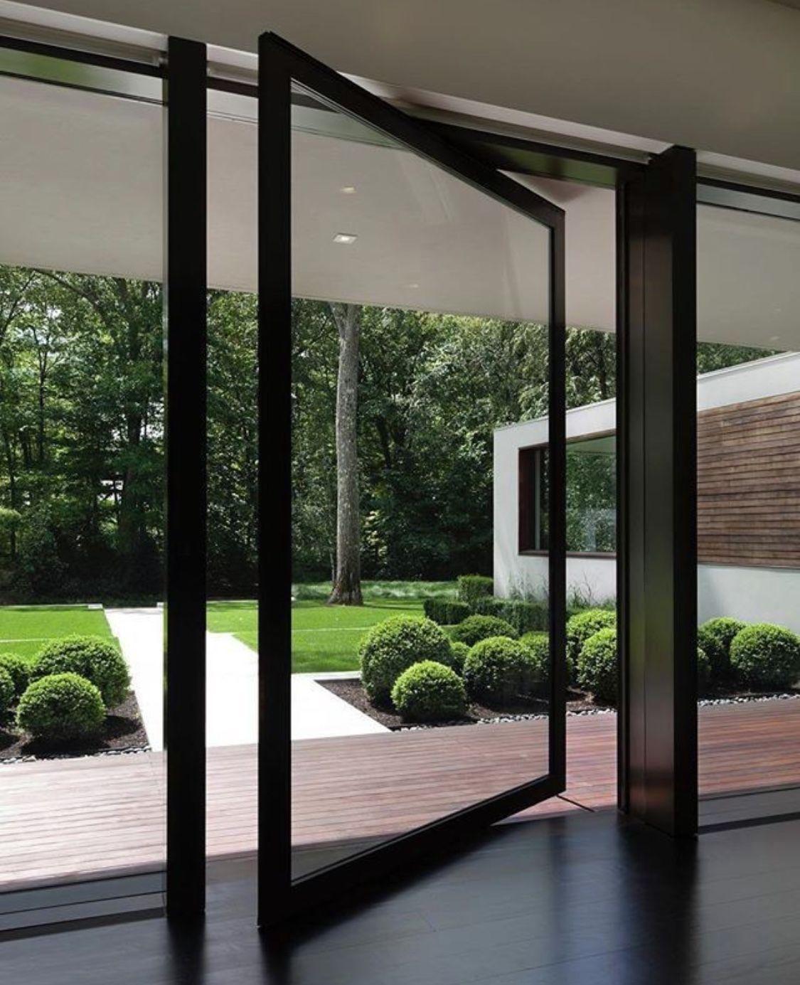 Best Front Door S De Babi Balassa S Stylefactory Projeto Arquitetonico Design De Casa Moderno 400 x 300