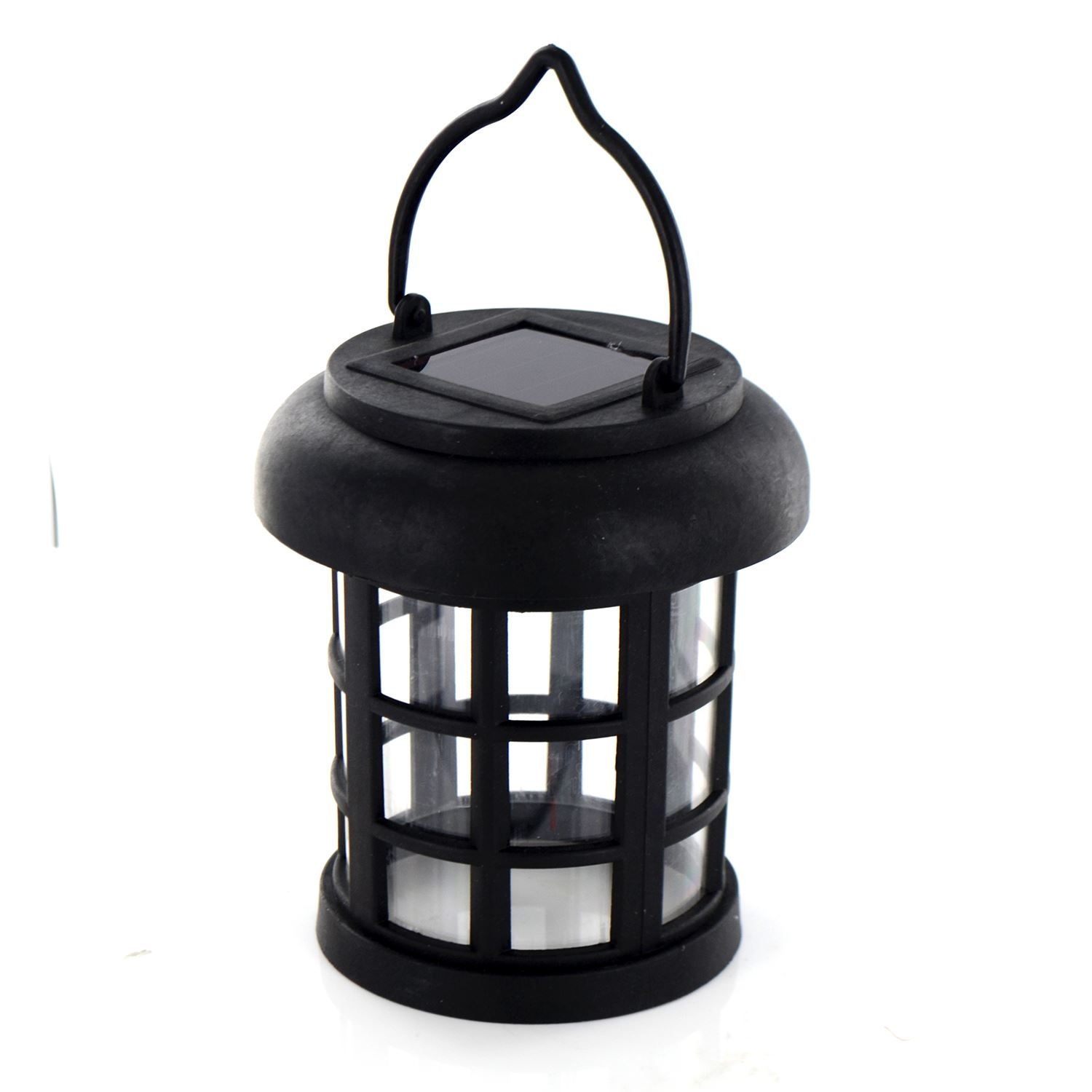 Merveilleux Solar Powered LED Hanging Garden Lantern Rechargeable Outdoor