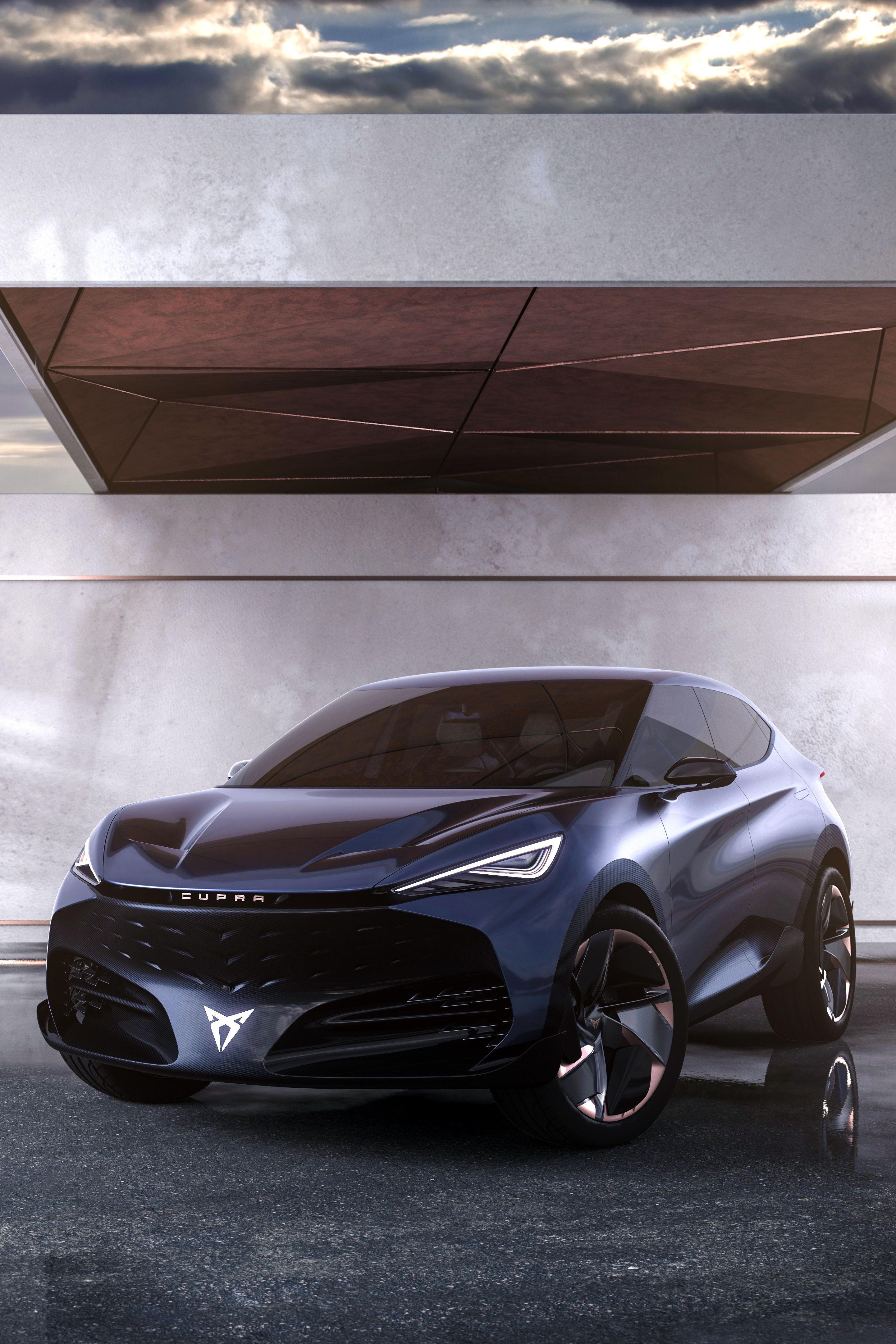 2019 Cupra Tavascan Concept The Man Cupra Concept Future Electric Car Concept Custom Bmw Audi Supercar