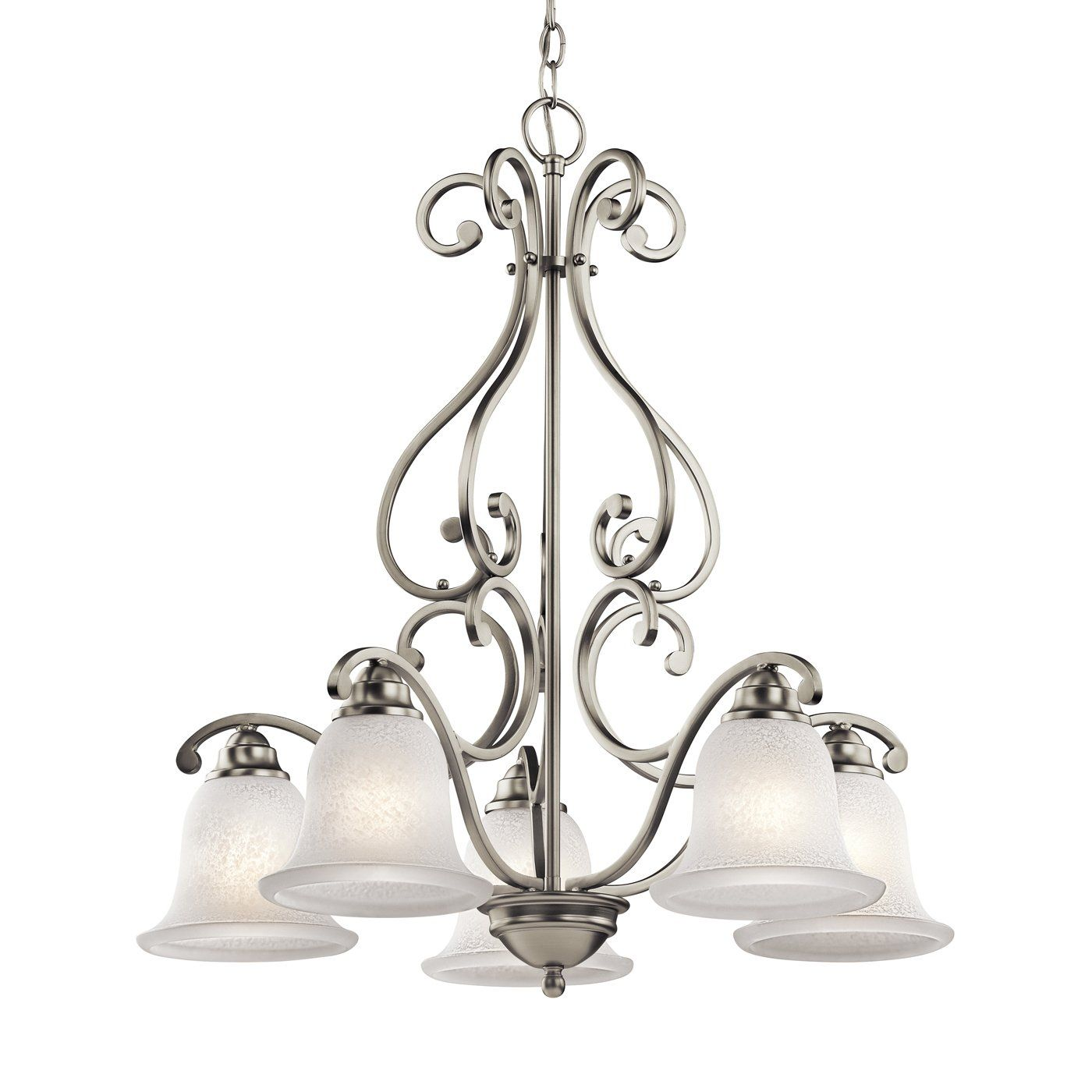 Kichler lighting 43225ni camerena 5 light downlight chandelier kichler lighting 43225ni camerena 5 light downlight chandelier arubaitofo Images