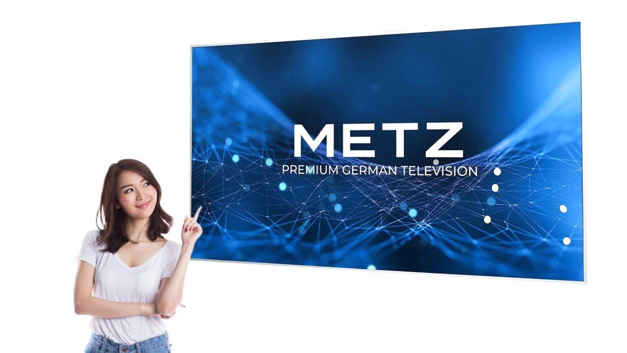 Metz 50 Inch 4k Ultra Hd Certified Android Smart Led Tv Ultra Hd