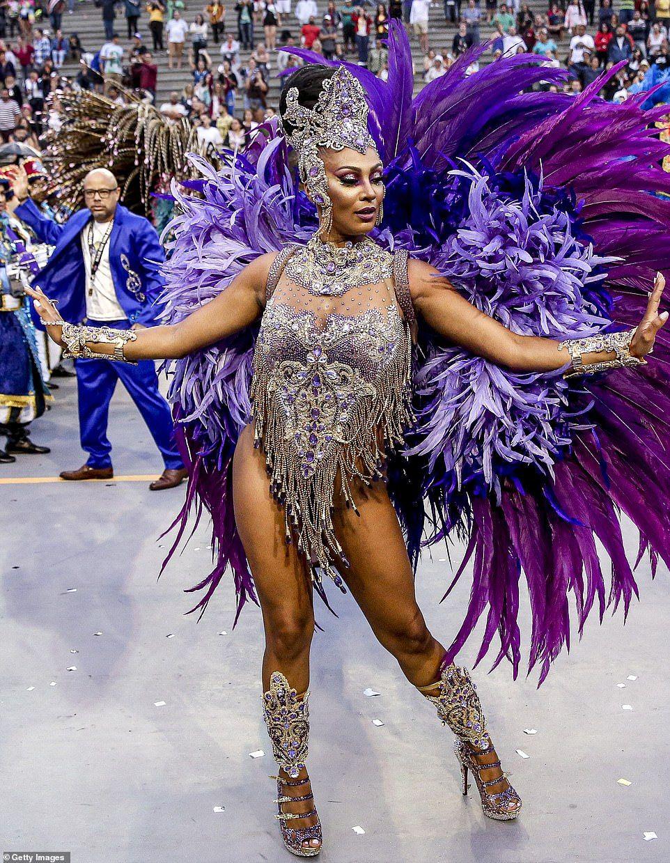 Featured Brazil Carnival Rio Carnival Rio De Janeiro - The