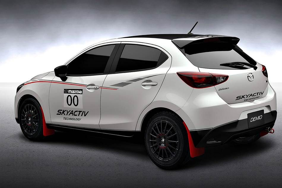 2016 mazda 2/demio racing concept >>> at this past weekend's