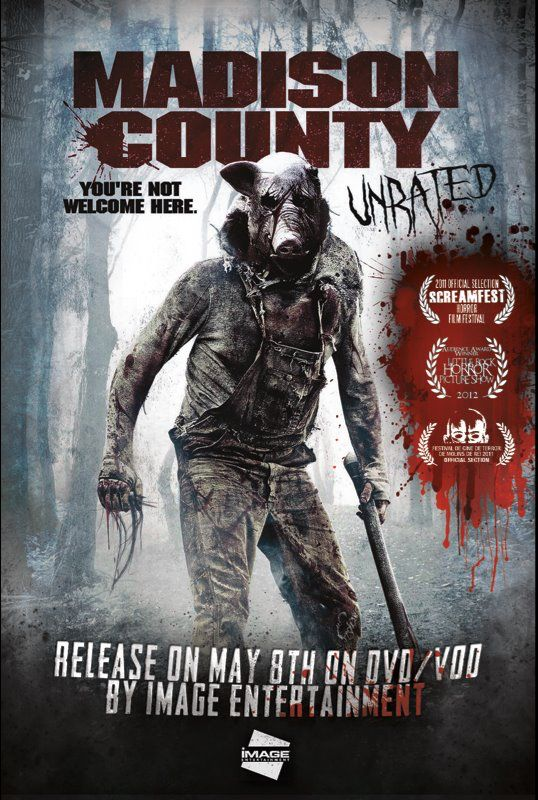 2011 - Madison County | horror in 2019 | Best horror movies, Horror