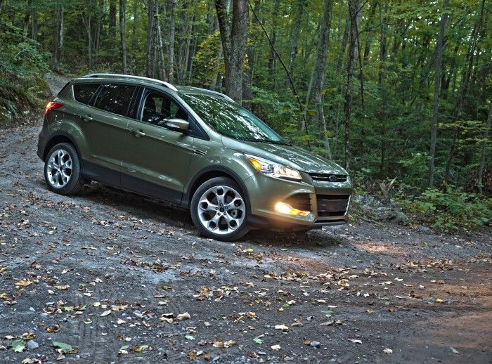 2013 Ford Escape Titanium 2 0l Ecoboost Awd Ford Mustang Ford Autos