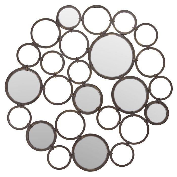 Cercle Wall Mirror Décor