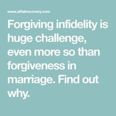 How to forgive betrayal in marriage