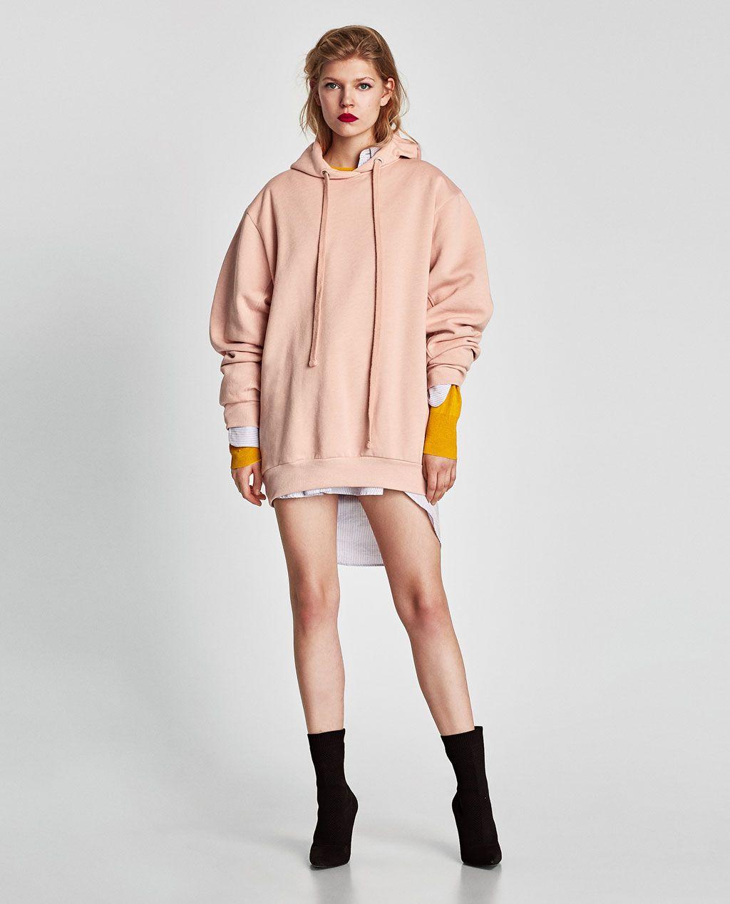 vente chaude authentique vraiment à l'aise code promo ZARA France SWEATS À Mes SWEAT XL FEMME indispensables ...