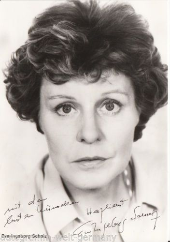 Eva-Ingeborg Scholz