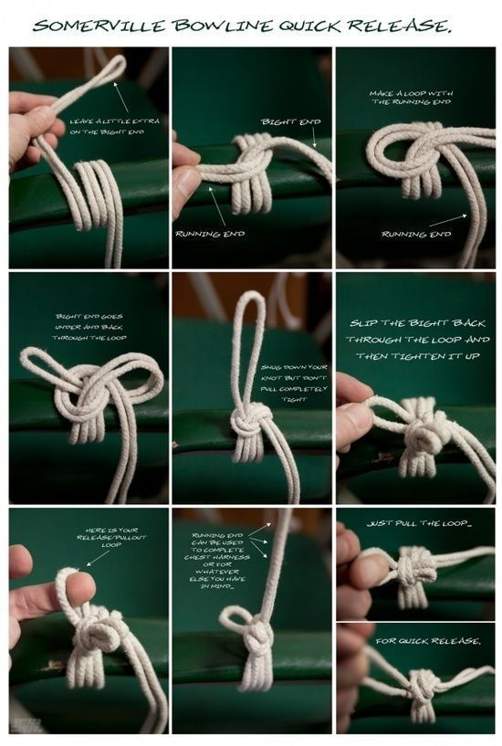 Knot Tying Instructions Bondage Slave