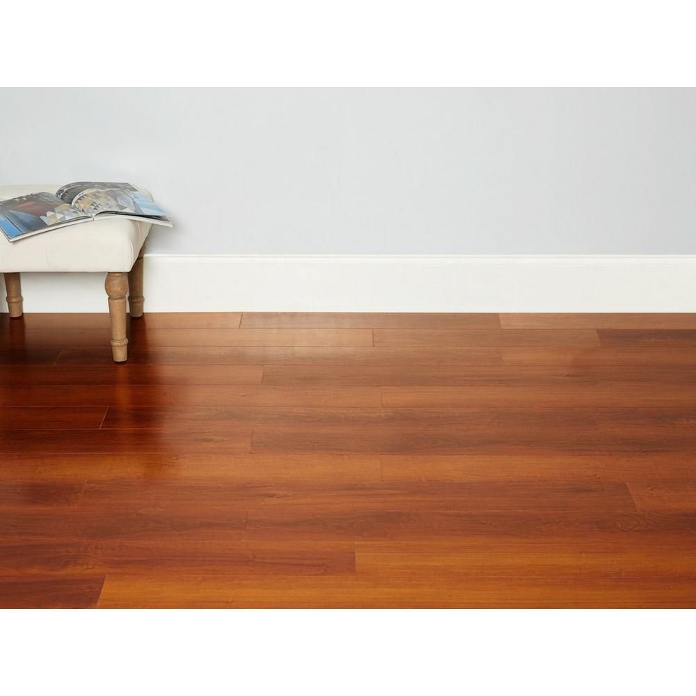 Adelino High Gloss Rigid Core Luxury Vinyl Plank Cork