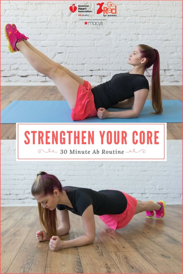 Does Doing Crunches Actually Strengthen Your Core images
