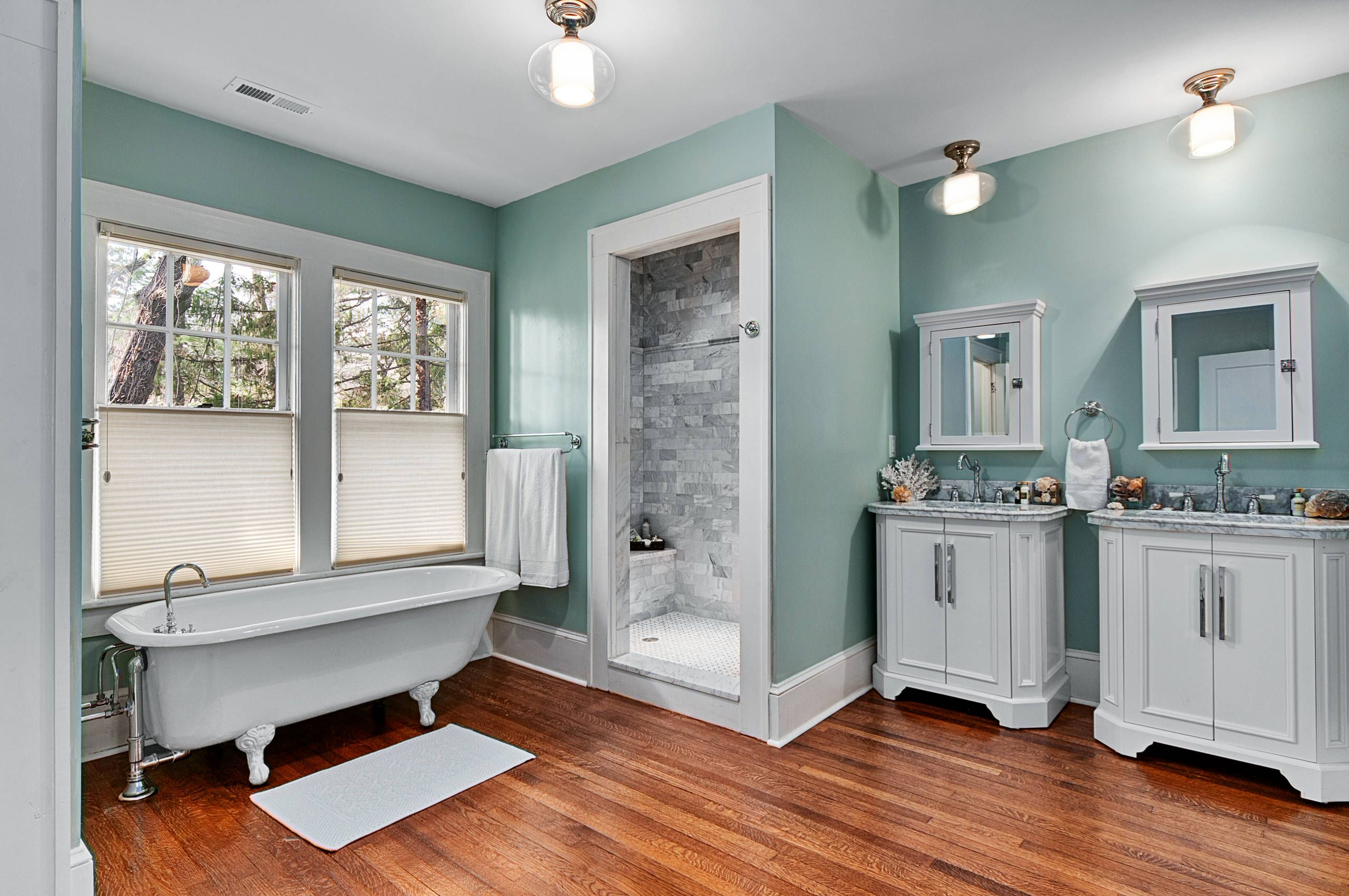 Master bathroom paint color ideas - Paint Colors For Bathrooms With Dark Cabinets Yes Yes Go