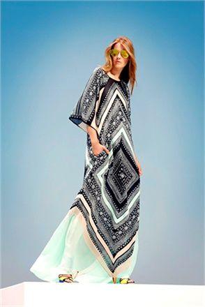 Stampa foulard - Vogue.it