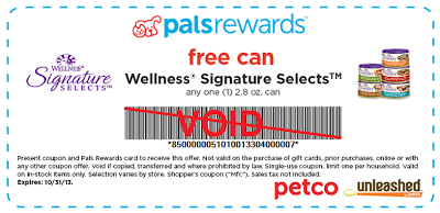 Petco Free 2 8oz Can Of Wellness Signature Selects Cat Food W