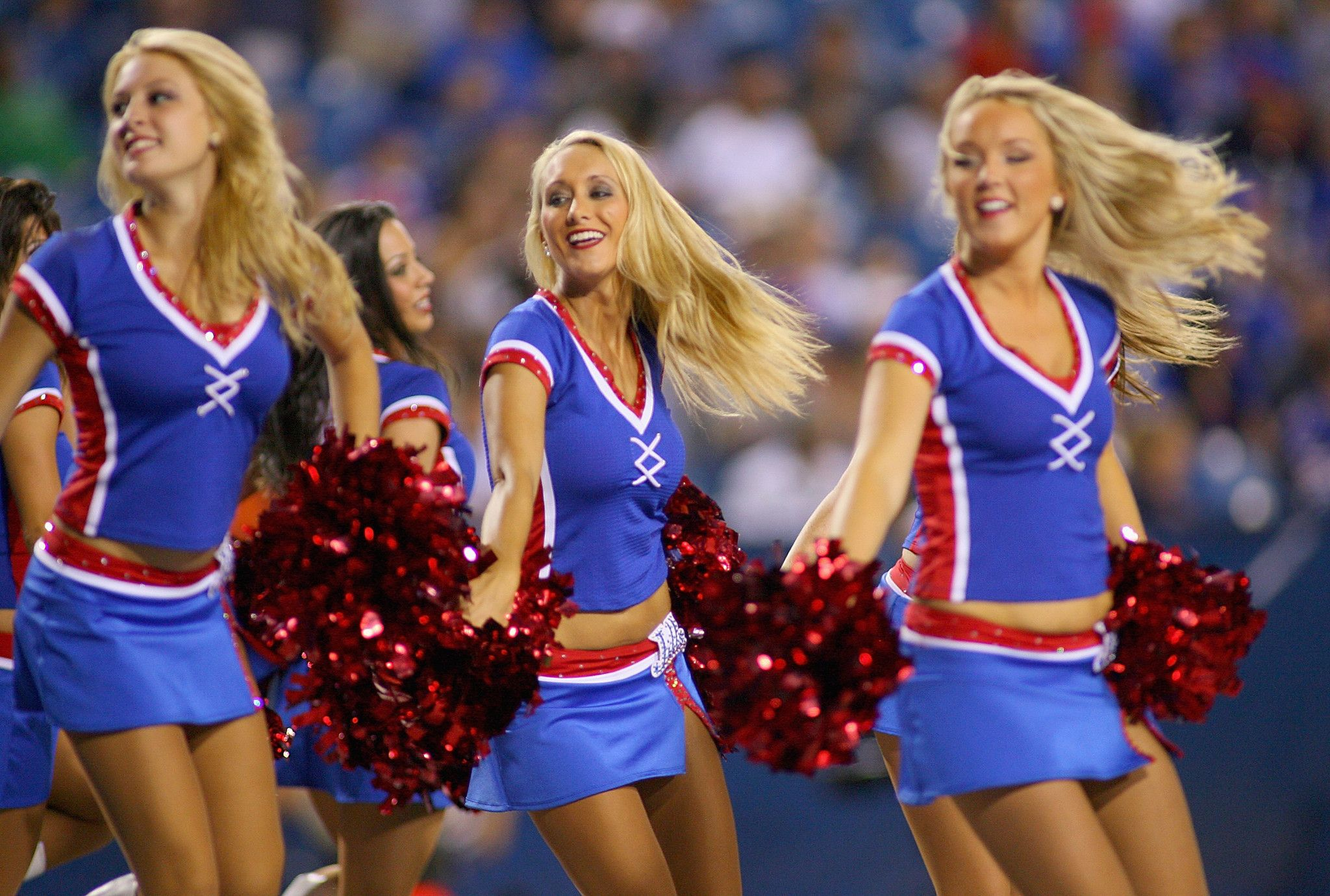 Free Cheerleader Games