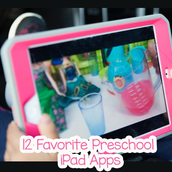 Ipad For Kids Favorite Educational Apps For Toddlers Preschoolers