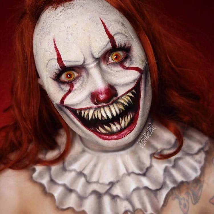 Notte Di Halloween, Cose Di Halloween, Idee Per Halloween, Case Stregate Di  Halloween, Buon Halloween, Costumi Di Halloween, Trucco, Trucco Per  Pagliaccio, ...