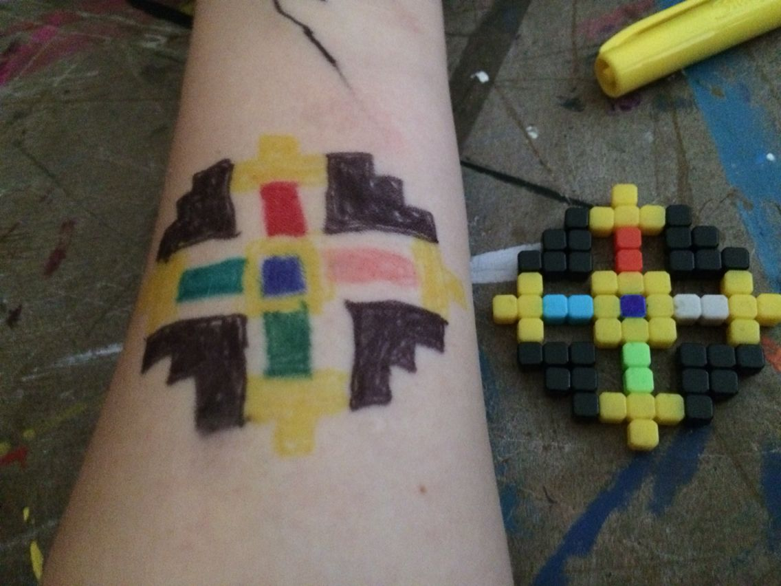 Deadmau5 Tattoos Minecraft | www.imgkid.com - The Image ...