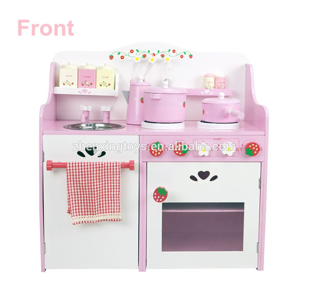 Toy Wood Kitchen   Home and Garden