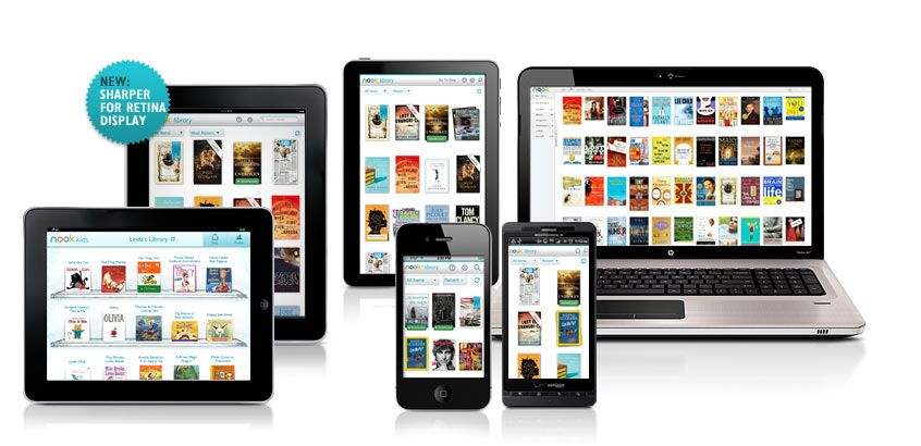 Free NOOK Reading App ™ Download eReader app Barnes