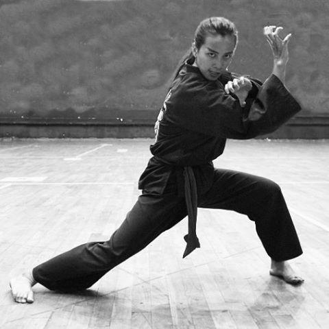 Pencak Silat Chintya Candranaya Female Martial Artists Martial Arts Women Women Karate