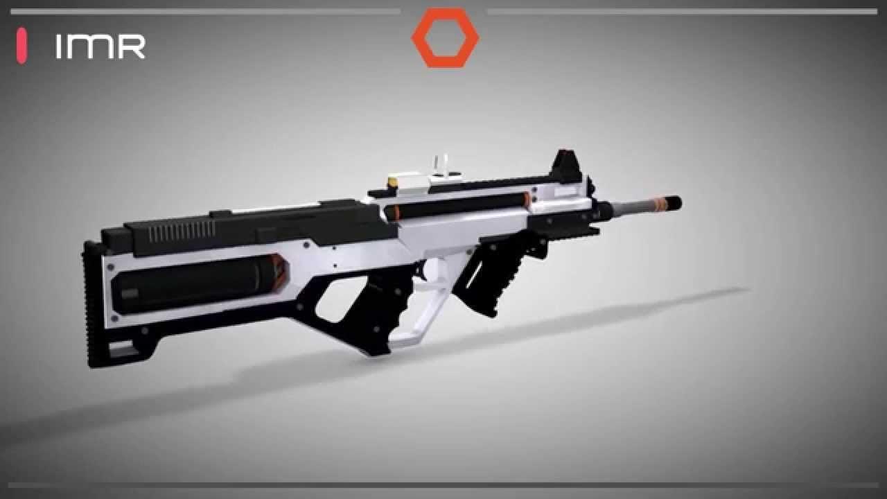 Advance Warefare Weapons HD