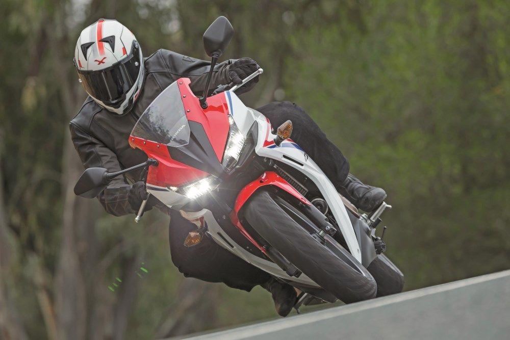 Ensaio – Honda CBR500R