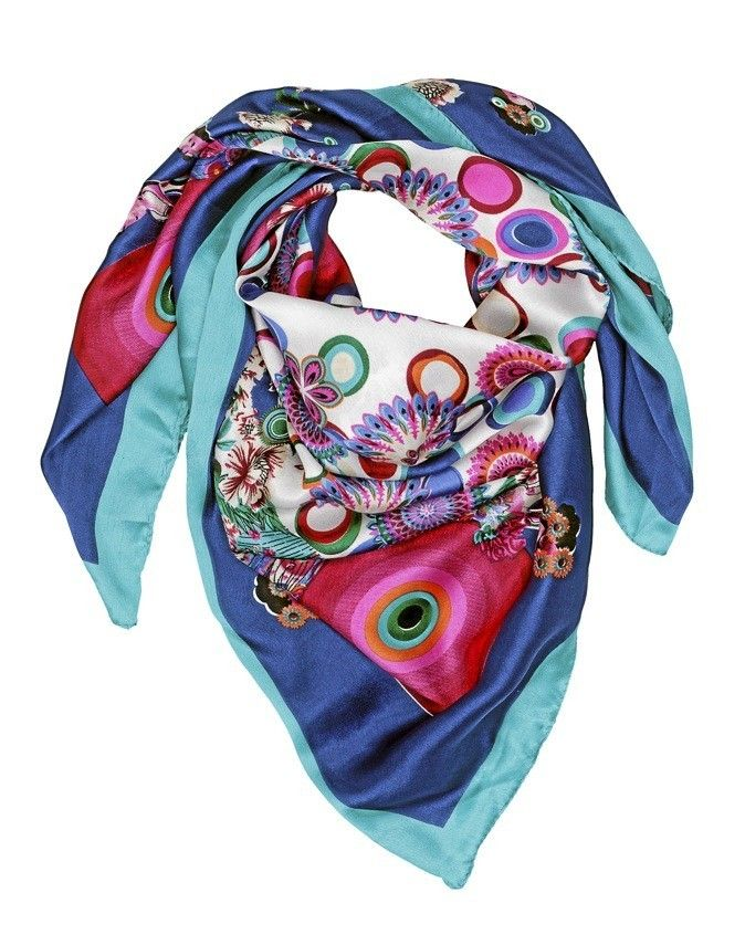 de2baecfa5b7d desigual foulard   Sciarpe e Foulard