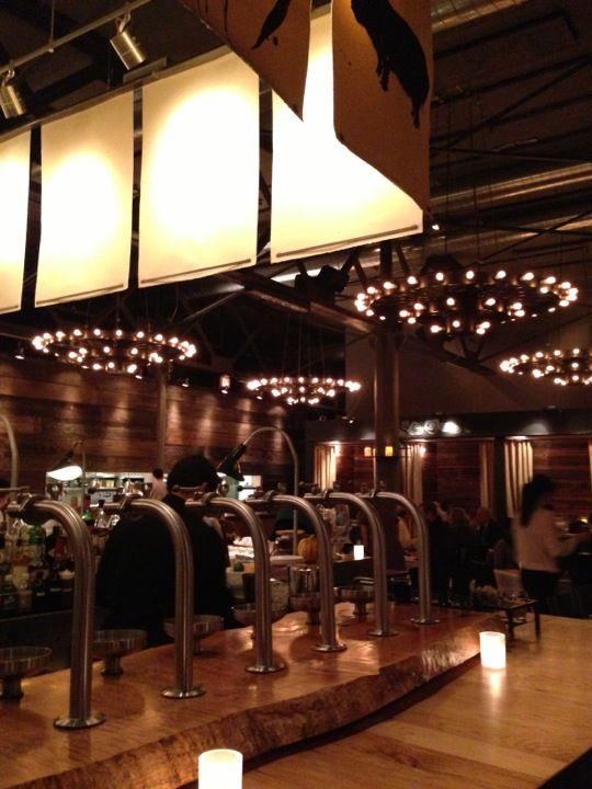 Irving Street Kitchen Restaurant Concept Interior Decorating