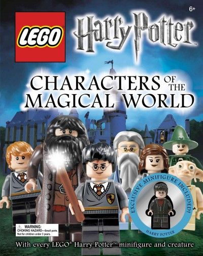 Combines Harry Potter facts with in-depth profiles and photographs, detailing the multiple variations of favorite LEGO-rendered characters from Harry and Ron to Snape and Voldemort. Book is divided into 7 chapters, each following one of Harry's 7 years at Hogwarts.