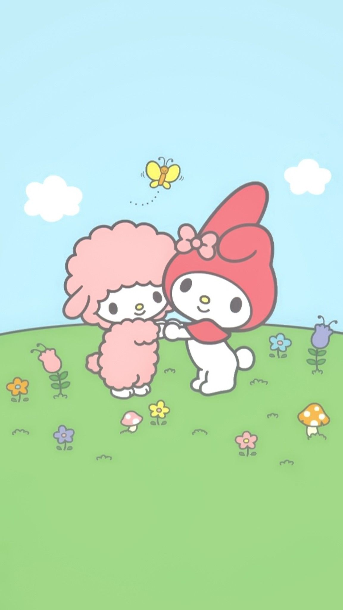 Pin by Dayna Itzel on My Melody ☆ BG2 in 2020 | My melody ...