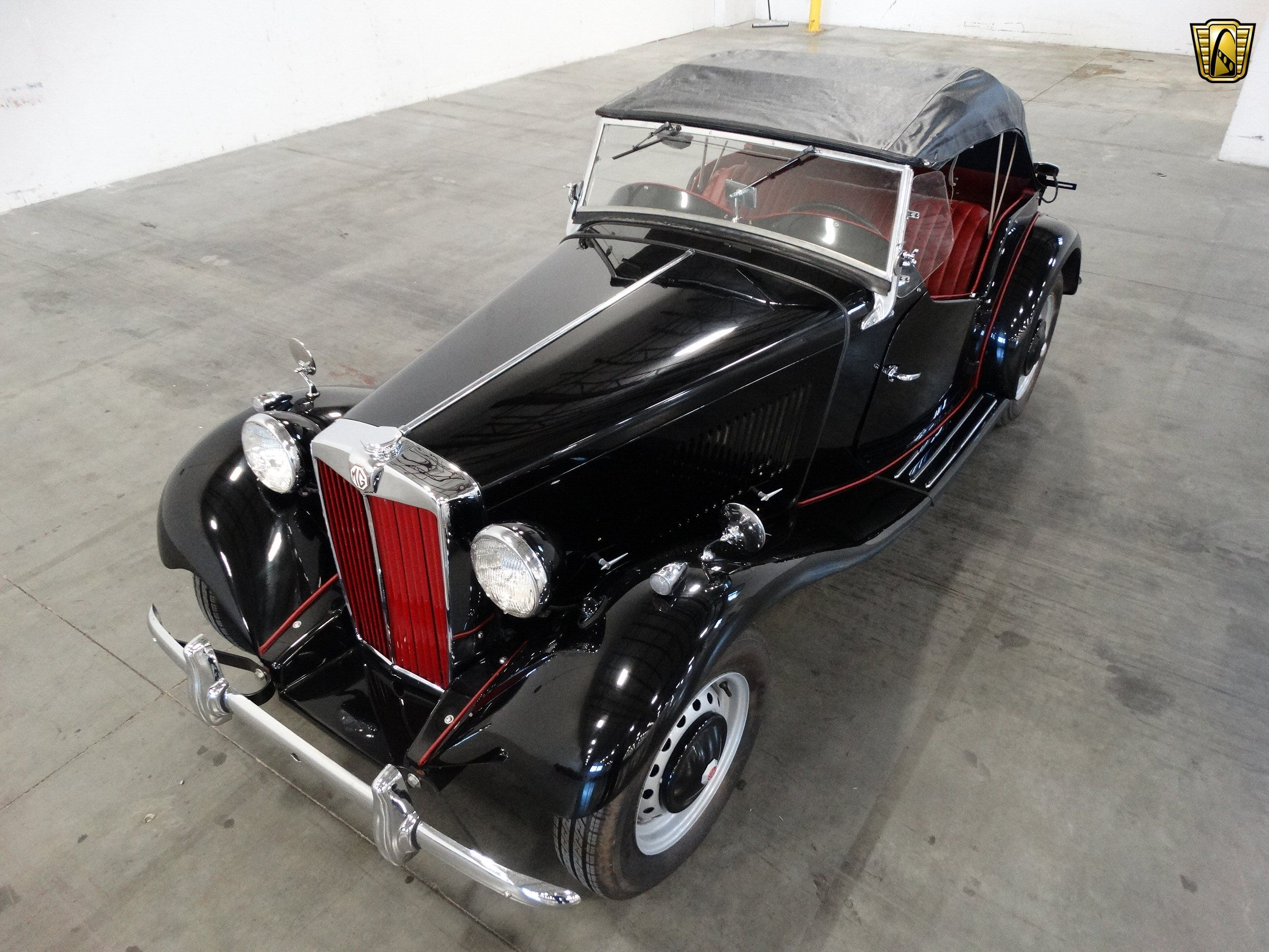 1952 MG TD Gateway Classic Cars - classic cars for sale, muscle ...