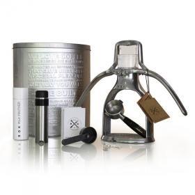 MACHINE A CAFE MANUELLE pas besoin d'électricité ni de dosette garantie 10ans ROK - Ex Presso   sur Greenweez.com