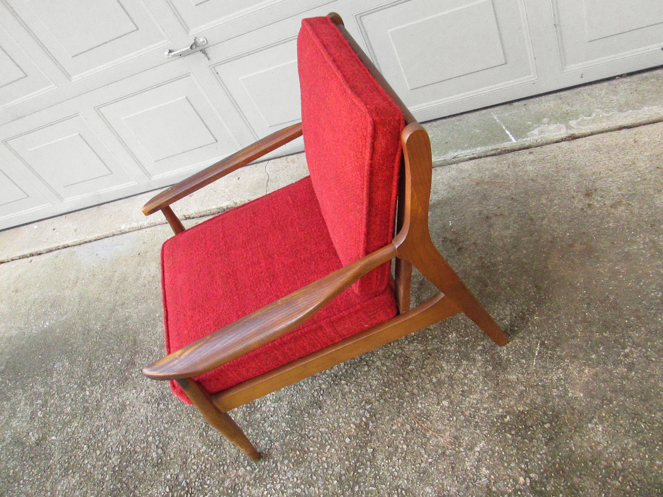 Danish Modern Style Stanley Chair