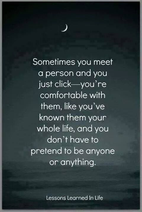 This may be true, but sometimes, it's the right one, at the wrong time ...