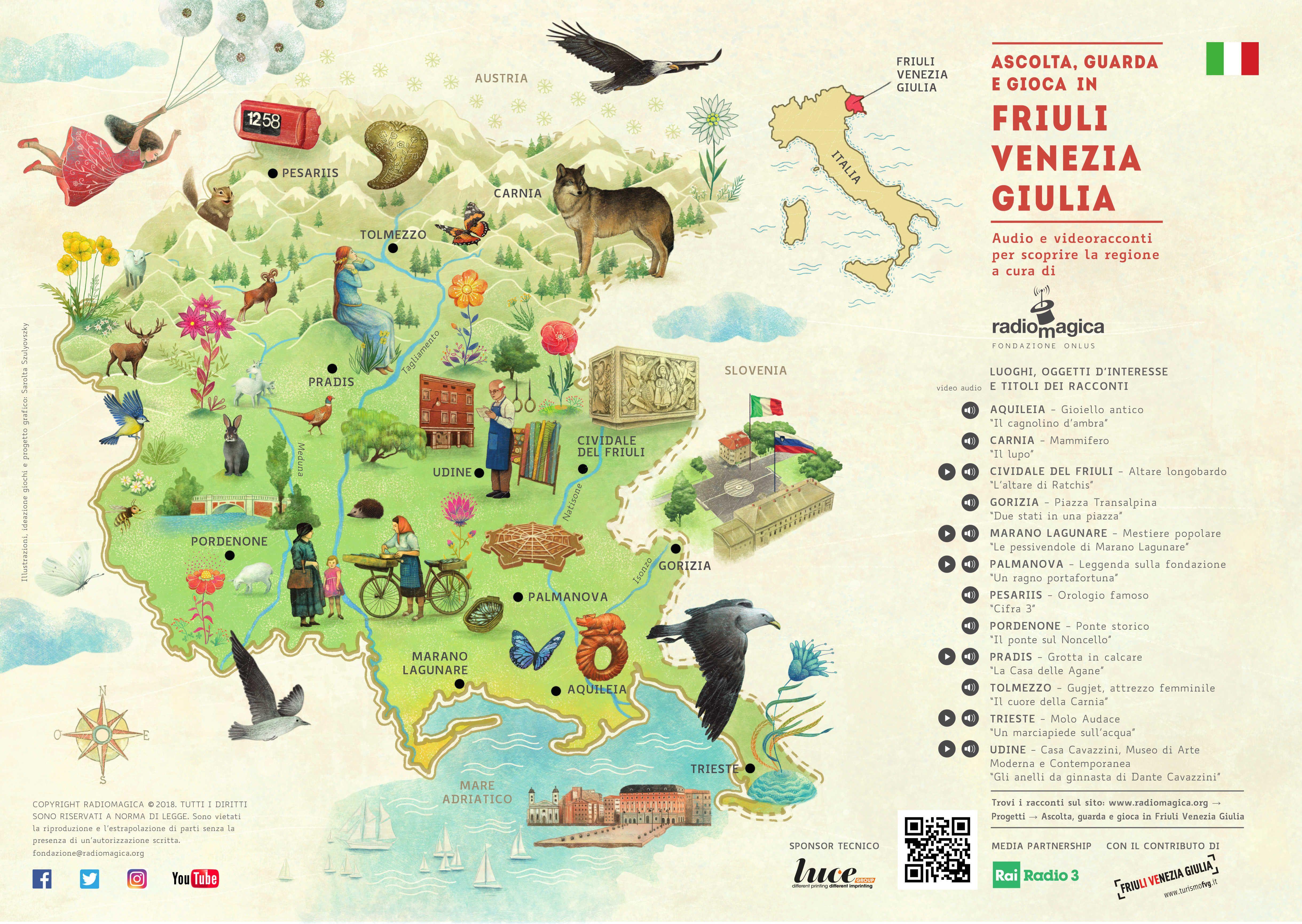 Regione Friuli Venezia Giulia Cartina.189 Friuli Venezia Giulia Ideas In 2021 Friuli Venezia Giulia Udine Aviano Italy