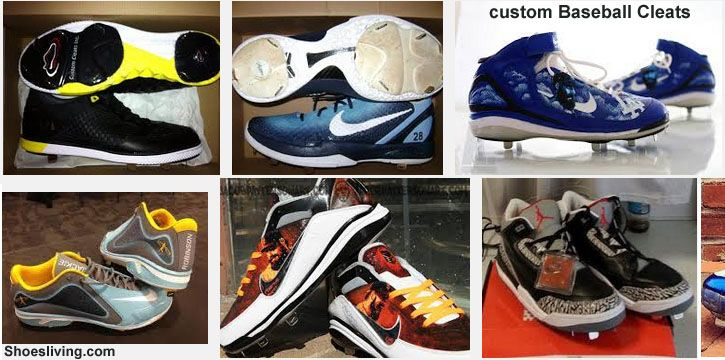 1c671cea67 Jordan · Bestia · Customize Your Own Baseball Cleats Tacos De Béisbol
