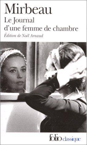 Le Journal D'une Femme De Chambre Livre : journal, d'une, femme, chambre, livre, Épinglé, Livres, Aimés, Beaucoup