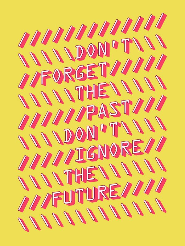 #Typography by Marta Ryczko