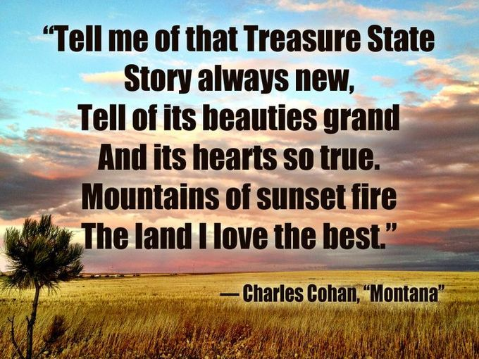 the montana state song big sky country montana montana state