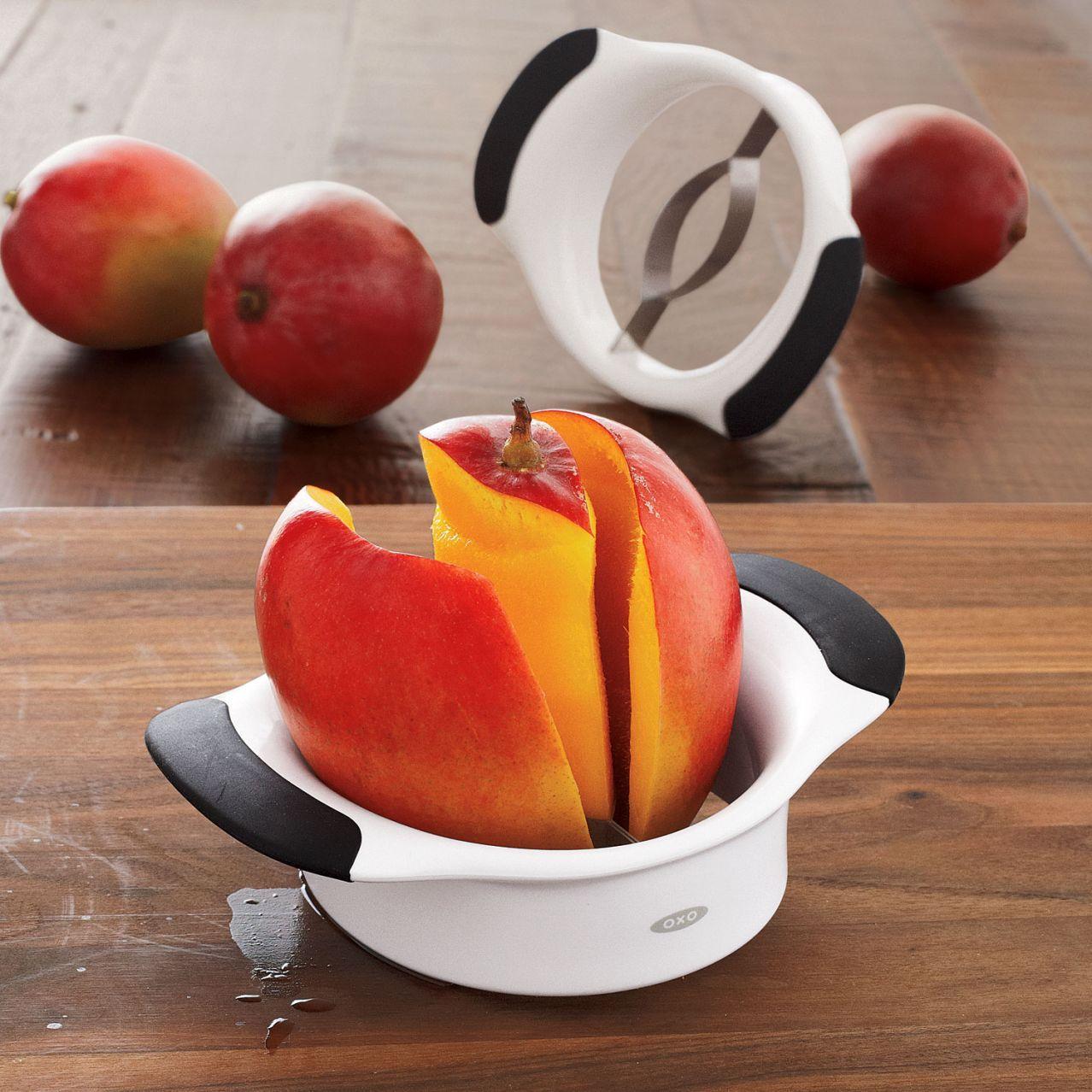 oxo mango splitter sur la table stuff pinterest stylisch und projekte. Black Bedroom Furniture Sets. Home Design Ideas