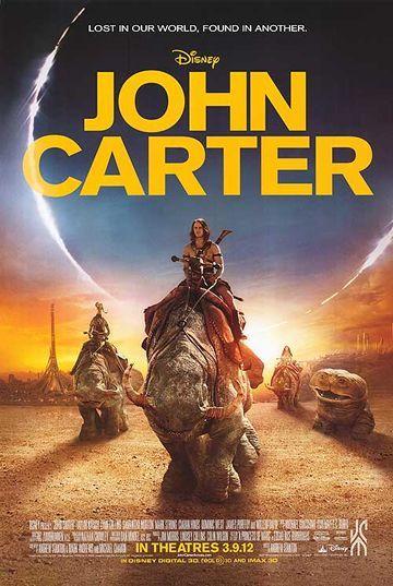 John Carter Streaming Vf : carter, streaming, Carter, (2012), Mars,, Movies, Online, Free,
