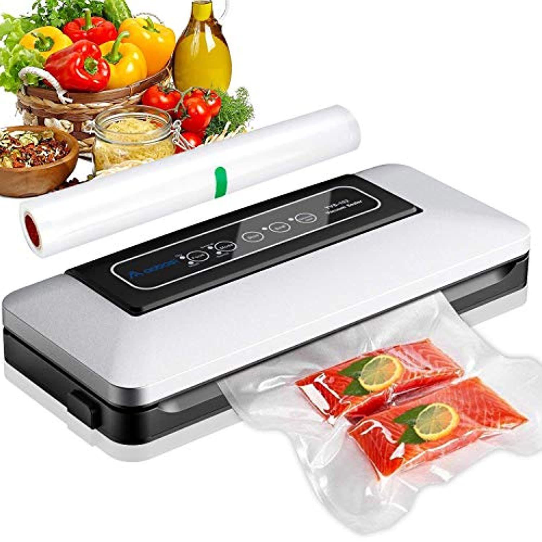 Automatic Food Sealer Machine For Food Storage 5 In 1 Topshop Food Saver Sous Vide Vacuum Sealer